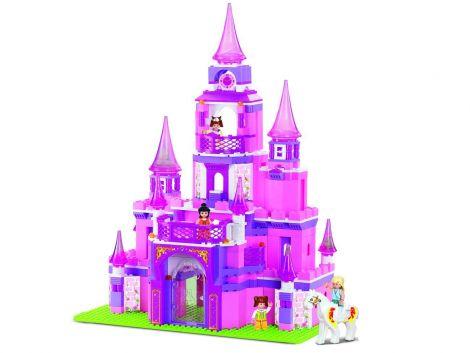 Sluban Princess Castle Building Bricks Set (M38-B0152)
