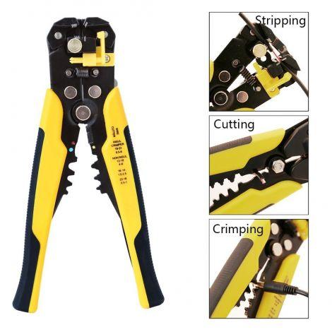 ZOTO 5 in 1 Multifunctional Automatic Wire Stripper And Crimper (ZT-E017)