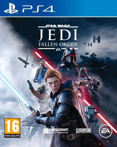 Star Wars: Jedi Fallen Order (PS4)