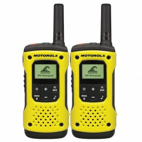 Motorola TLKR T92 H2O Weatherproof IP67 PMR RADIO (Up To 10 Km)