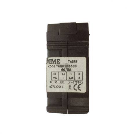 IME Current Transformer for Low-Voltage Network Measure (TABB50B600)