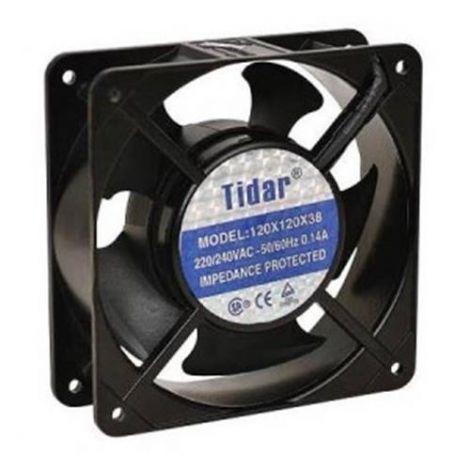 Tidar 120X120X38mm 220/240V 0.14A Sleeve Bearing Cooling Fan (12038HBT)