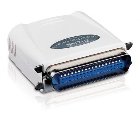 TP-Link Μονή Θύρα Υψηλής Ταχύτητας Ethernet Print Server (TL-PS110P)