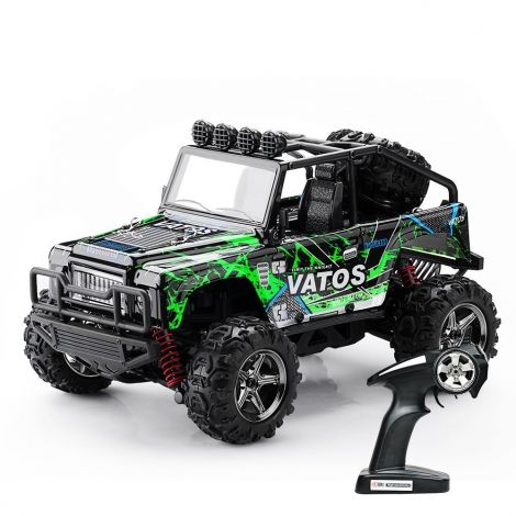 Vatos RC Car RC Jeep Off Road 1:22 High Speed Car 4x4 4WD RC Truck Monster Buggy 40km/h 2.4Ghz Remote Control 50m
