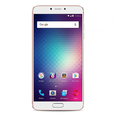 BLU VIVO 6 4G LTE 64GB 5.5 inch Smartphone 4GB RAM (Rose Gold)