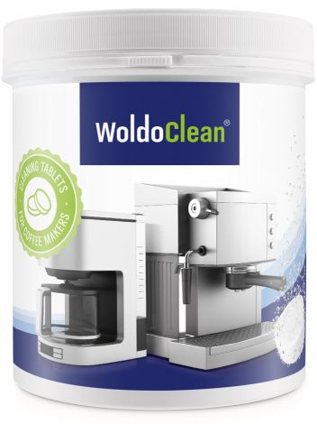 WoldoClean Cleaning tablets for coffee and espresso machine - Pack of 260