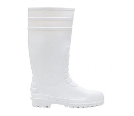 Blackrock Unisex SRC05 Γαλότσες Ασφάλειας S4 Λευκές No 43