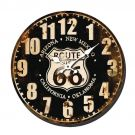 Analog clock BALANCE ROUTE 66 40 cm