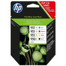 HP Multipack 950 Black and 951 Colour (C2P43AE)