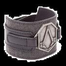 Assassin's Creed Syndicate - Metal Badge Bracelet Black