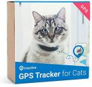 Tractive GPS Cat Collar with App and Real-Time GPS Tracking (TRCAT1)