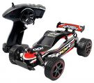 SZJJX RC Car Rock Off-Road Vehicle Climber Truck 2.4Ghz 2WD High Speed 1:20 Radio Remote Control Electric Buggy Hobby Car (Red)
