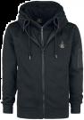 Assassin's Creed Origins - Symbol Hooded Zip Black (size XL)
