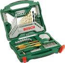 Bosch X-Line Titanium Drill and Screwdriver Set 70 Pieces (2607019329)