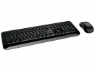 Microsoft Wireless Desktop 850 Keyboard and Mouse - Black (PY9-00022)
