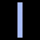 Thermal pad OEM 200x24x1mm Blue (63067)