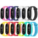 Xiaomi MI Band 3 Silicone Replacement Wristband Bracelet Colorful Fashion