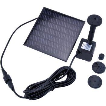 Ηλιακό Συντριβάνι 1.2 Watt (BP200)