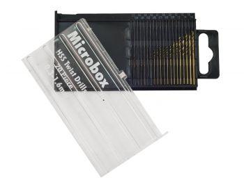 Rolson Τρυπάνια Micro HSS Drill Bit Σετ 20τεμ(48304)