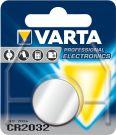 VARTA LITHIUM BATTERIE COIN CELL BUTTON CR2032