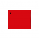 One Plus M2936 Mouse pad 245 x 210 x 1.5mm - Red (17522)
