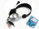 Ovleng Ακουστικά για PC με Μικρόφωνο OV-L666MV (20253)