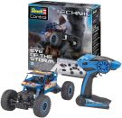 Revell Control Eye of the Storm 24712 4WD Off-Road  DIY 2.4GHz Remote Controlled Car (Blue)