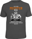 Rahmenlos® T-Shirt for Active Champions: I'm a Teacher, and Did Automatically Right size XL