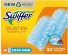 Swiffer Duster Mega Refill Pack (20 pcs)