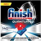 Finish Quantum Ultimate Dishwasher Tablets 3093212 Regular, 140 Tabs