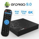 Max Android 9.0 TV Box with 4GB RAM 32GB ROM ARM Corter-A53