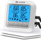 HABOR Barbecue Meat 2 Probes Cooking Thermometer