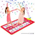 Piano Mat Children's with 7 Animal Sounds (105 x 51 cm)