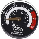 VODA Magnetic Stove Flue Pipe Thermometer (0-500˚C)