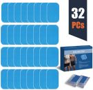 Gel Pad for EMS Muscle Stimulator Spare Parts for Abdominal Muscle Appliances/Electric Muscle Stimulation/Electrostimulation/EMS Training/EMS Device
