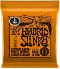 Ernie Ball Hybrid Slinky Nickel Wound Electric Guitar Strings 3 Pack /9-46 Gauge (P03222)