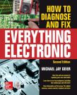 How to Diagnose and Fix Everything Electronic, Second Edition Paperback