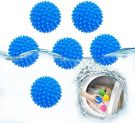 Dryer Ball for Fluffy Laundry to Speed Up Drying and Reduce Wrinkles for Clothing, Pack of 4