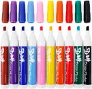 Volcanics Whiteboard Markers Low Odor 10 Colors (Pack of 10)