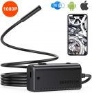 DEPSTECH IP67 Endoscope Camera with Light WiFi 2.0 MP For Android-iOS (3.5M)