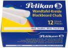 Pelikan chalkboard, white 12 pieces (701359)
