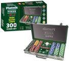 High Gloss Poker Set in Aluminum Case