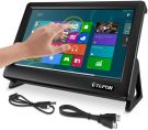 ETEPON 7 Inch Monitor for Raspberry Pi 4B, Capacitive Portable Touch Screen Display HDMI 1024 x 600 HD