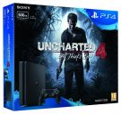 Sony PlayStation 4 500GB with Uncharted 4 Bundle