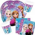 Set Party Disney Frozen for 8 person (36pcs)