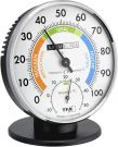 TFA Thermo-Hygrometer, Multi-Colour, (0.8 x 13.5 x 3.8 cm)