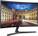 Samsung C24F396FHU 60.9 cm (24 inch) Curved Monitor, Black