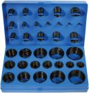 419-piece O-Ring Assortment, 3-50 mm (Metric)