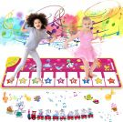 Piano Mat with 8 Instruments and 10 Keys (100 x 48 cm)
