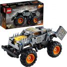 LEGO 42119 Technic Monster Jam Max-D Truck Toy or Quad 2-in-1 Construction Kit